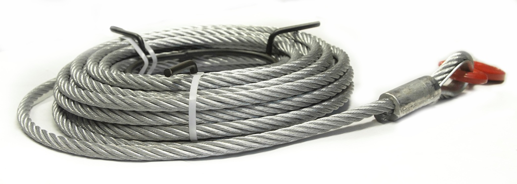 Wire Rope For Pulling Machine